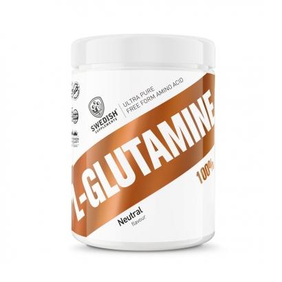 Swedish Supplements L-glutamine 100%, 400 g