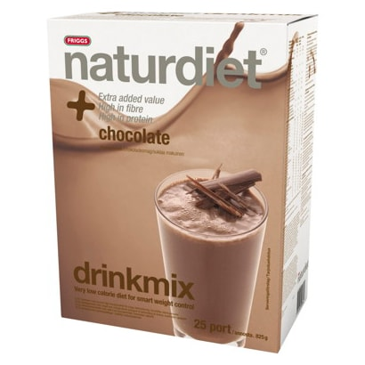 friggs naturdiet drinkmix 25 portioner