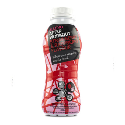 Allevo After Workout Shake 330ml i gruppen Drycker / Gainerdryck hos Proteinbolaget.se (PB-3109)