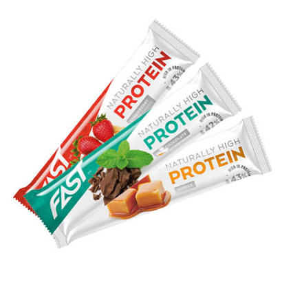 FAST Naturally High Proteinbar 35g i gruppen Bars / Proteinbars hos Proteinbolaget.se (PB-3176)