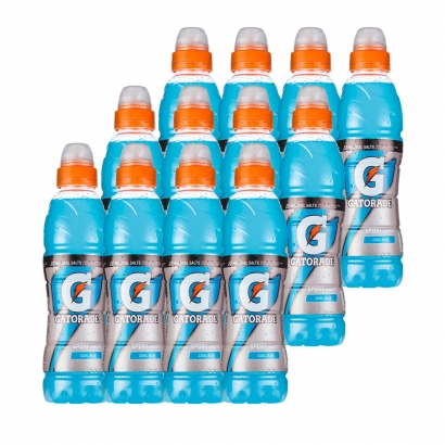 12 x Gatorade 500 ml