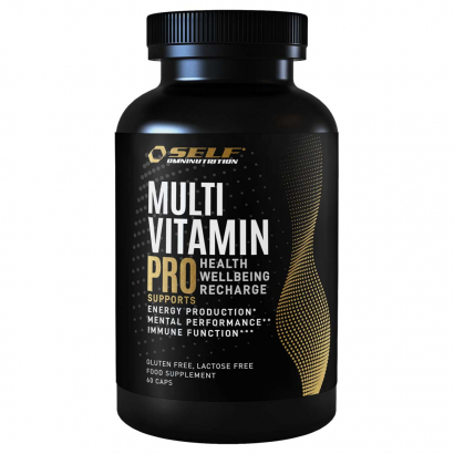 Self Omninutrition Multivitamin, 60 caps
