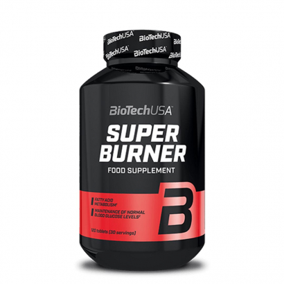BioTechUSA Super Fat Burner 2.0, 120 tabs