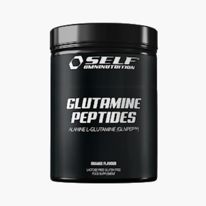 Self Omninutrition Glutamine Peptides, 300 g