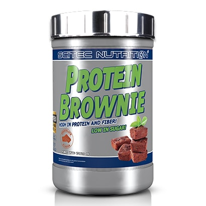Scitec Nutrition Protein Brownie, 750 g, Choklad