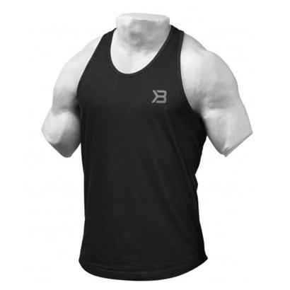 Better Bodies Essential T-back Black
