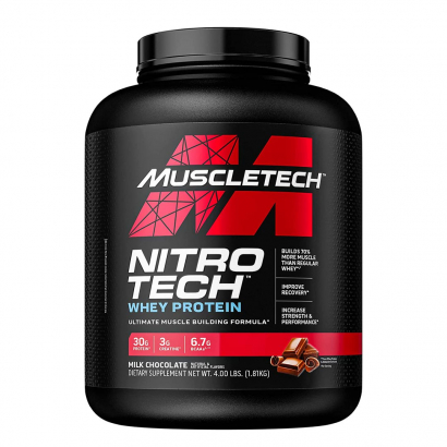 MuscleTech Performance Series  Nitro-Tech, 1,8 kg