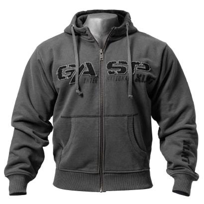 GASP 1,2 lbs Hoodie Grey
