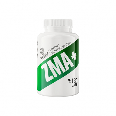 Swedish Supplements ZMA, 120 caps