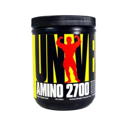 Universal Nutrition Amino 2700, 120 tabs