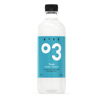 NoRR Rehydration Drink, 50cl i gruppen Drycker / Sportdryck hos Proteinbolaget.se (PB-4034)