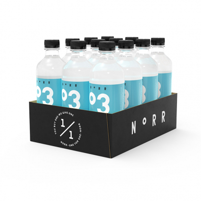 12 x NoRR Rehydration Drink, 50cl i gruppen Drycker / Sportdryck hos Proteinbolaget.se (PB-4037)