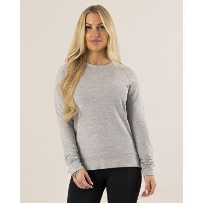 ICANIWILL Soft Sweater Grey Melange
