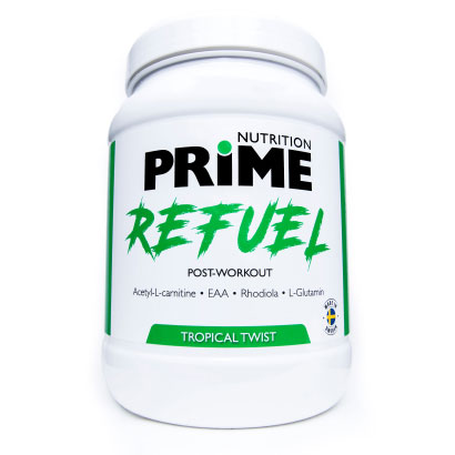 Prime Nutrition Refuel, 500 g
