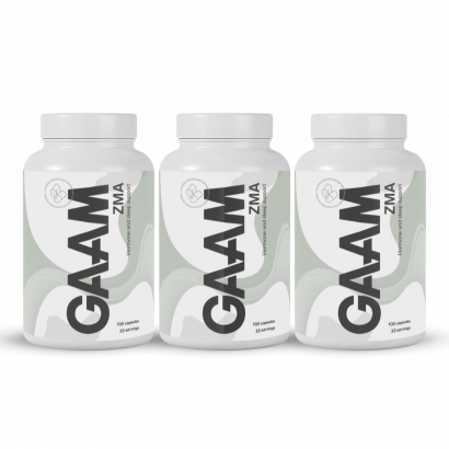 GAAM Nutrition Health Series ZMA, 300 caps