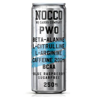 NOCCO PWO, 250 ml i gruppen Prestationshöjare / PWO hos Proteinbolaget.se (PB-4954)