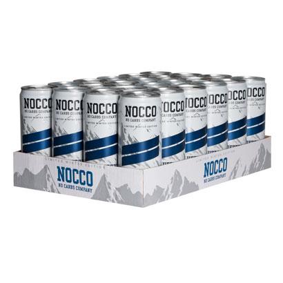 24 x NOCCO BCAA, 250 ml