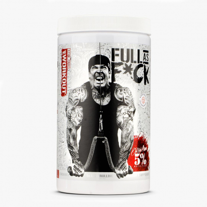 5% Nutrition Full As F*ck 360g i gruppen Prestationshöjare / PWO / Pump & NO hos Proteinbolaget.se (PB-5128)