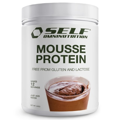 Self Omninutrition Micro Whey Active Mousse 500g i gruppen Livsmedel / Gröt & proteinpudding hos Proteinbolaget.se (PB-5233)