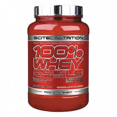Scitec Nutrition 100% Whey Protein Professional LS, 920 g