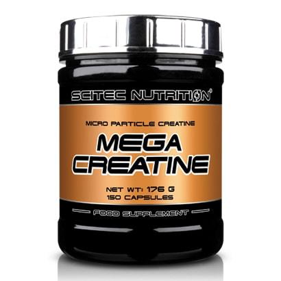 Scitec Nutrition Mega Creatine, 150 caps
