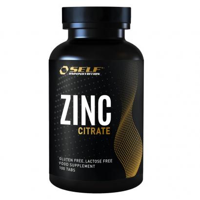 Self Omninutrition Zinc, 100 caps