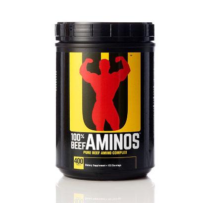 Universal Nutrition 100% Beef Aminos, 400 tabs