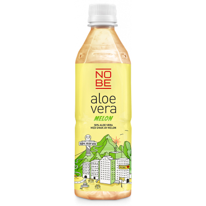 NOBE Aloe Vera 20 x NOBE Aloe Vera, 500 ml