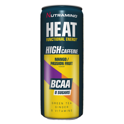 Nutramino HEAT BCAA, 330 ml