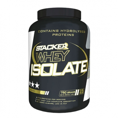 Stacker2 Whey Isolate, 750 g