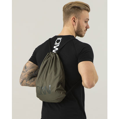 ICANIWILL Gym Bag Ivy Green