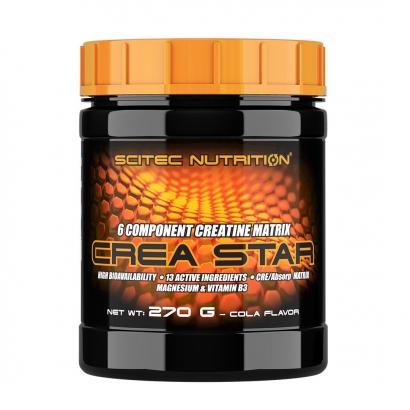 Scitec Nutrition Crea Star, 270 g
