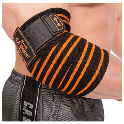 C.P. Sports Elbow Wraps Pro
