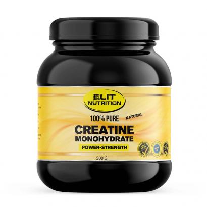 Elit Nutrition Pure Creatine Monohydrate