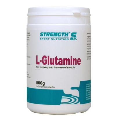 Strength L-Glutamine, 500 g