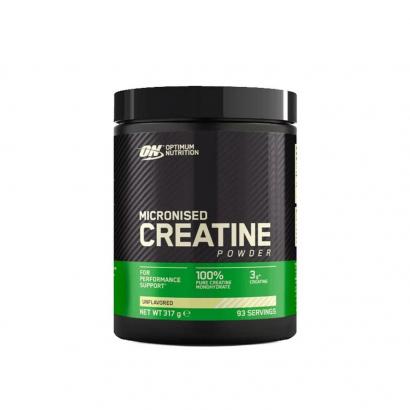 Optimum Nutrition Creatine Powder, 317 g