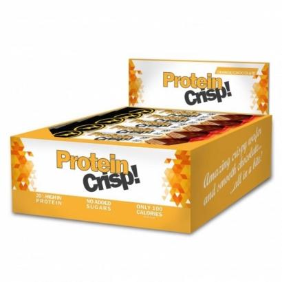 24 x Slender Chef Protein Crisp