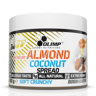 Olimp Almond Coconut Spread, 300 g