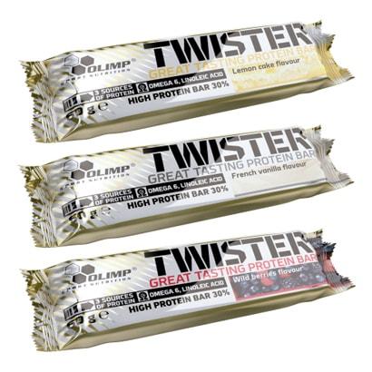 Olimp Twister Bar, 60 g