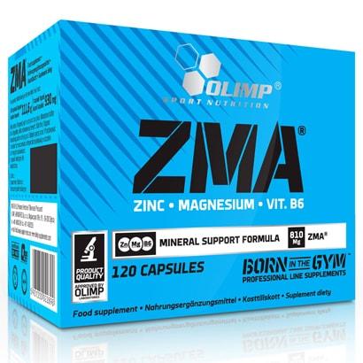 Olimp ZMA, 120 caps