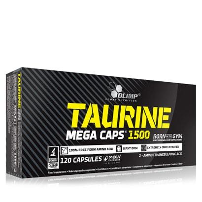 Olimp Taurine Mega caps, 120 caps