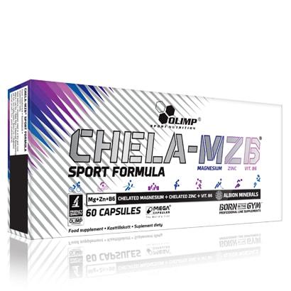 Olimp Chela MZB Sport Formula, 60 caps