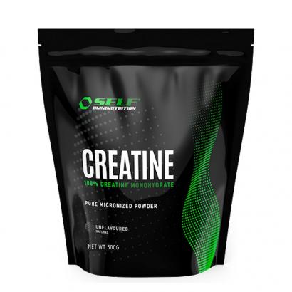 Self Omninutrition Real 100% Creatine, 500 g