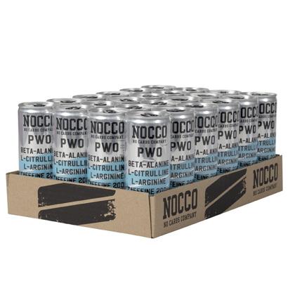 24 x NOCCO PWO, 250 ml