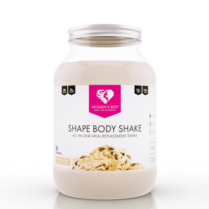 Womens Best Shape Body Shake, 1 kg