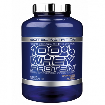 Scitec Nutrition 100% Whey Protein, 2,35 kg