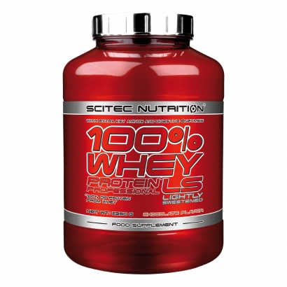 Scitec Nutrition 100% Whey Protein Professional LS, 2,35 kg