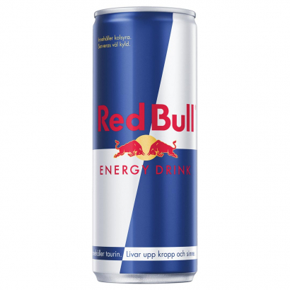 Red Bull Energy Drink, 250 ml i gruppen Drycker / Energidryck hos Proteinbolaget (PB-8987)