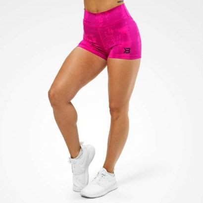 Better Bodies Gracie Hotpants Pink Print