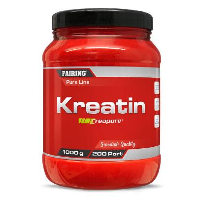 Fairing Kreatin Monohydrat, 1 kg
